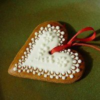 Cake Cookies, Sugar Cookies, Cookies Et Biscuits, Gingerbread Cookies, Christmas Cookies, Christmas Ornaments, Christmas Ideas, Merry And Bright, Decoration