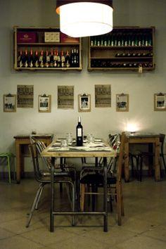 restaurantes barcelona  Woki Organic Market