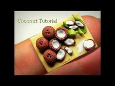 Easy and quick tutorial.This time I made some coconut :) Hope you like it Check my Facebook if you want: www.facebook.com/everythingfimo Or Pinterest: www.pi...