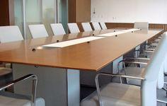 Custom conferece table - Decca Contract
