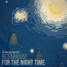 Nefarious - For The Night Time (instrumental hip hop album) .