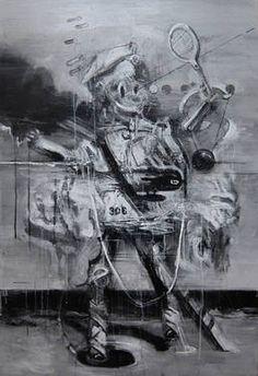 "Saatchi Art Artist Kim Byungkwan; Painting, ""experimental theatre#06  "" #art"