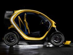 Renault Twizy F1 Concept: Formel 1-KERS im Elektro-Ei | Bild 3 - autozeitung.de