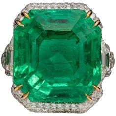 Gemstone necklace 925 free shipping Genuine EMERALD  8X6 Oval 1.35ct TGW