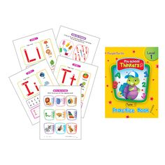 Purple Turtle brings you the complete Nursery Level-1,Term 1 Practice book set. Now your child can discover the joys of learning alphabet, phonics, numeracy, colours & shapes, good values, Art & Craft, Rhymes, Stories and more. #preschool #Patterns #Practice #PencilControl #learning #alphabet #phonics #numeracy #colours #shapes #goodvalues @ArtandCraft @Rhymes #Stories #worksheet #books 2 3 4 5 6 years #nursery #lkg #ukg #kids #Childrens Alphabet Phonics, Learning The Alphabet, Purple Turtle, Color Shapes, Numeracy, Pre School, Children's Books, 6 Years, Arts And Crafts
