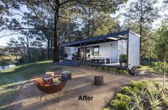 What do you think of Adam, Jason and Pete's awesome shipping container…