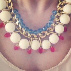 SUMMER . NECKLACE