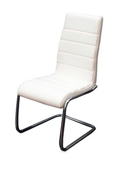 Avenue Dining Chair - White on HauteLook