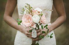 Bouquet with mint.