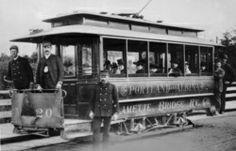 Portland streetcar system | Oregon Encyclopedia - Oregon History and Culture