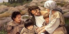 """But Jesus said, """"Let the little children come to me and do not hinder them, for to such belongs the kingdom of heaven.""""  ~ Matthew 19:14 ESV"""