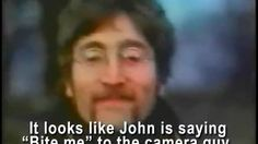 Beatles - Penny Lane... literal video