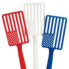 Serve up some red, white, and blue attitude with our favorite Made in the USA picks. | CookingLight.com