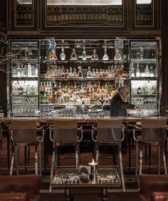 Bar 228 в отеле Le Meurice