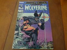Marvel Comics Presents Wolverine vol1 no1 Early by streetcrossing, $25.00