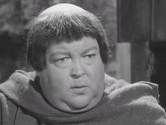 Alexander Gauge played Friar Tuck in Robin Hood
