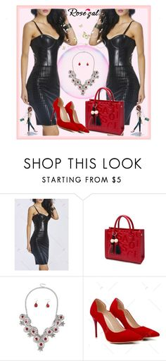 """""""ROSEGAL 36 / I"""" by ozil1982 ❤ liked on Polyvore"""
