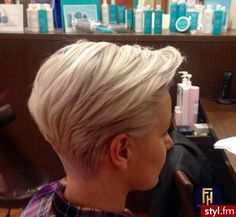 20 beautiful short cut for women Hair Cut Trends Short Grey Hair, Very Short Hair, Short Hair With Layers, Short Hair Cuts For Women, Short Cuts, Short Hair Styles, Trending Haircuts, New Haircuts, Short Hairstyles For Women