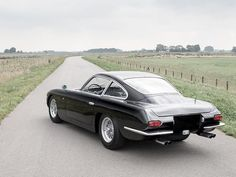 1966 Lamborghini 400 GT 22 by Touring via @rmsothebys. #classiccar