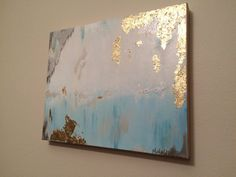 16x20 original abstract painting by ArtByMoMoWalker on Etsy