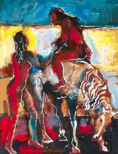 Dario Fo, Approccio sentimentale, 2015 Dario Fo, August Strindberg, Samuel Beckett, Playwright, Classical Music, Theatre, Opera, Sculpture, Illustration