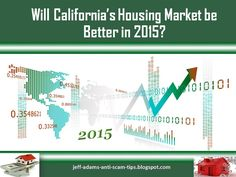 Will California's Housing Market be Better in 2015?  Despite a moderate year, the California housing market stayed in line with 2014 predictions and confidently set the pace for a better 2015.