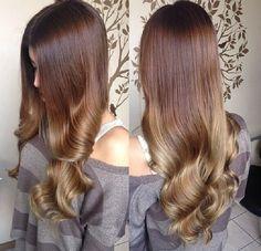 Silky hair, I wish