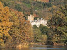 Airthrey Castle, Stirling University