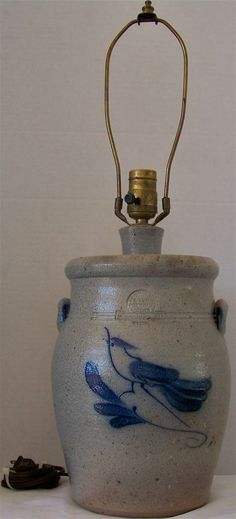 1000+ images about Pottery on Pinterest Stoneware, Stoneware crocks and Antique stoneware