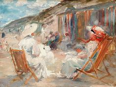 Cecilio Plá y Gallardo: Del modernismo al impresionismo Impressionist Artists, Spanish, Beach, Painting, Valencia, Madrid, Google, Modernism, 19th Century