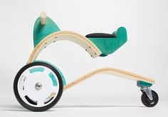 Modern Toys with Classic Crafstmanship