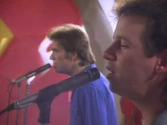 "Huey Lewis And The News ""Workin' For A Livin'"""