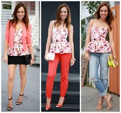 peplum out of style 2014 - Google Search