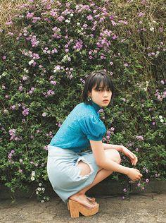 vivi8月号,欅坂46,平手友梨奈,インタビュー,エンタメ,デニム,ファッション