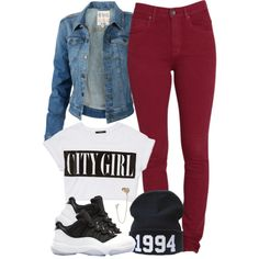 Untitled #834, created by power-beauty on Polyvore (no hat)