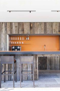 Obumex I Kitchen I Wood I Orange I Design