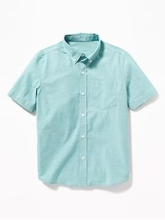 Old Navy Boys' Built-In Flex Classic Poplin Shirt Lifestyle Shop, Shop Old Navy, Boys Shirts, Girls Shopping, Sweater Jacket, Simple Outfits, Poplin, Boy Outfits, Button Up Shirts