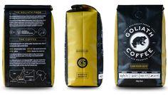 Goliath Coffee | Ben Didier