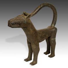 Benin Royal Leopard.