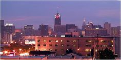Lansing Michigan - Skyline