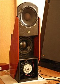 """OBs designed by Danny Richie using P-Audio 12"""" coaxials"""