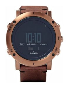 online shopping for Suunto Essential Digital Dial SS Leather Quartz Men's Watch from top store. See new offer for Suunto Essential Digital Dial SS Leather Quartz Men's Watch Sport Watches, Watches For Men, Mens Essentials, Mr Porter, Digital Watch, Quartz Watch, Brown Leather, Just For You, Man Shop