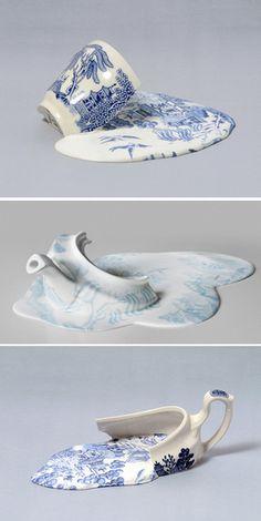 Ceramics by Livia Marin, on the blog today! http://www.artisticmoods.com/livia-marin/