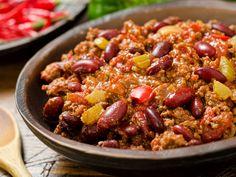 Chili con carne épicé : Recette de Chili con carne épicé - Marmiton