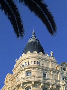 Cannes, France - The Ritz!