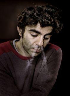 """CINEMA: Fatih Akin, Regisseur // """"Gegen die Wand"""", """"Auf der Anderen Seite""""... Photographed by Olaf Ballnus."""