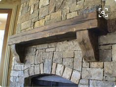 Most current Pic Stone Fireplace mantle Ideas Custom Fireplace, Rustic Fireplaces, Home Fireplace, Fireplace Remodel, Fireplace Design, Fireplace Ideas, Mantle Ideas, Fireplace Makeovers, Simple Fireplace