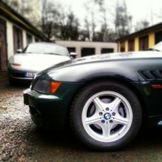 Bmw z3 and Boxster