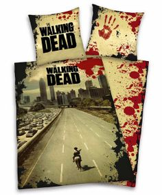 Funda nórdica The Walking Dead | Merchandising Películas