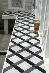 venetian tile pattern - Google Search